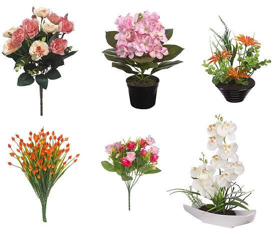 Картинка примеры продаваемых цветов.